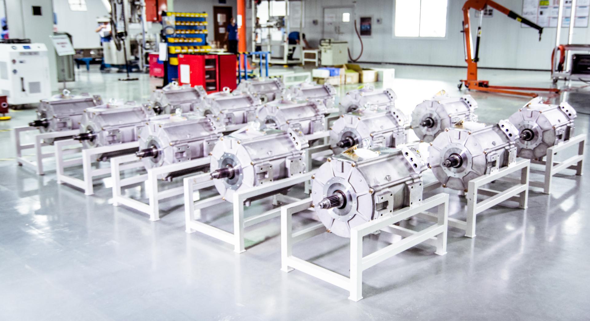 Dana TM4 - Electric and hybrid powertrain systems