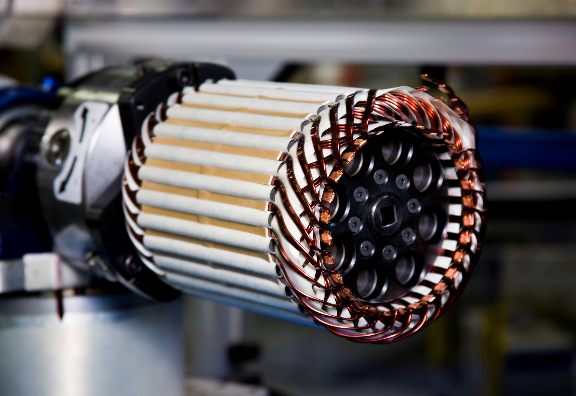 Patented Stator Technologies