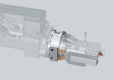 TM4 ISAM (Starter-alternator-motor)