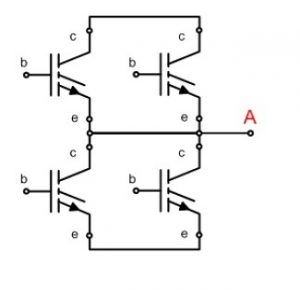Parralelisation of multiple IGBT modules