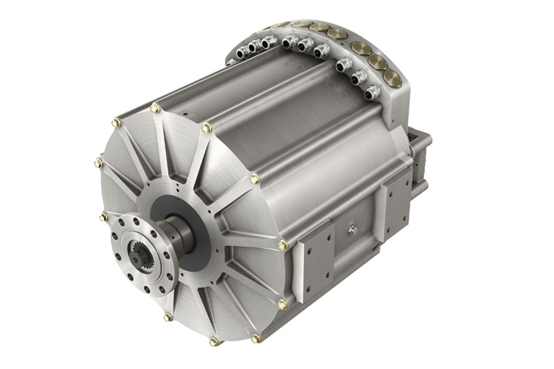 TM4 SUMO HD permanent magnet electric motor