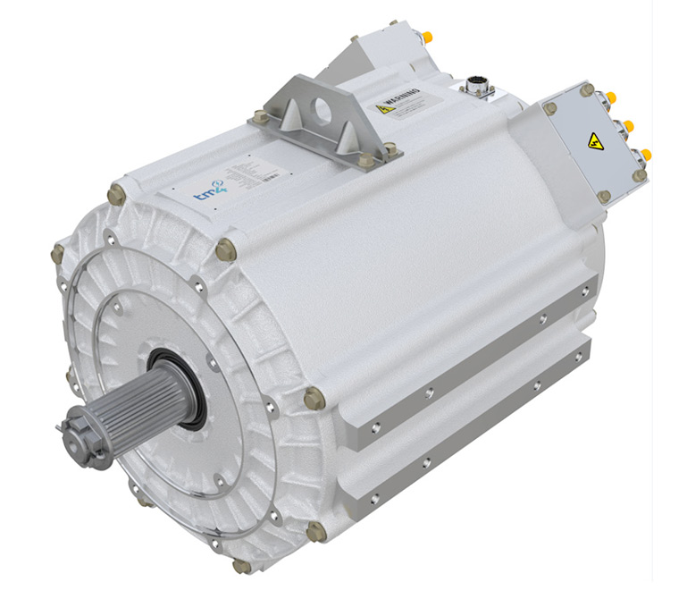 TM4 SUMO MD direct drive PM electric motor