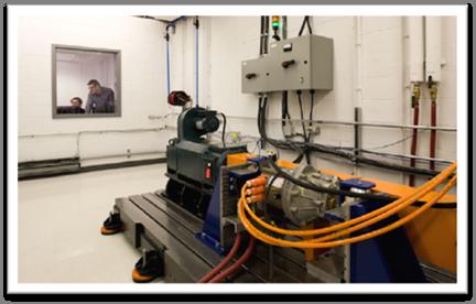 TM4 testing room