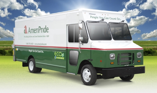MOTIV electric truck uses TM4 SUMO electric powertrain