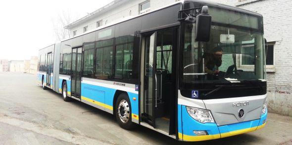 foton 18 m bus