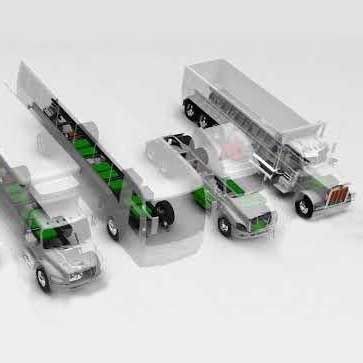 EDI electric trucks and buses